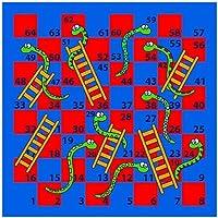 House Of Kids 12112-e3Juego Serpiente/Escalera poliéster, 100x 0,5x