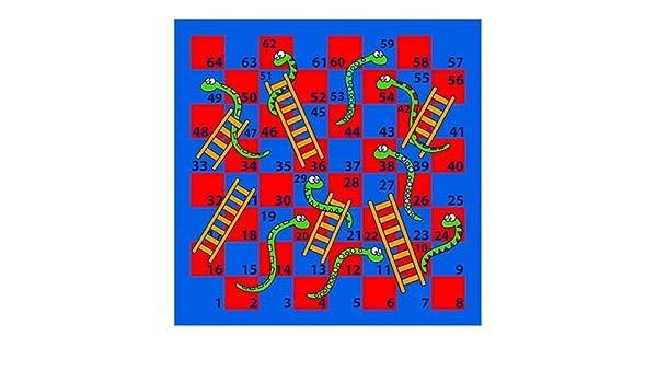 House Of Kids 12112-e3/Juego Serpiente//Escalera poli/éster 100/x 0,5/x 100/cm