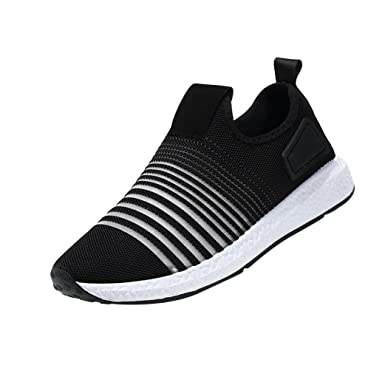 ab27b673ab8e Image Unavailable. Image not available for. Color  Fheaven Men s Spring Casual  Travel Shoes ...