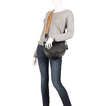 abro Vitello Cervo Handtasche #2 Rose: : Koffer