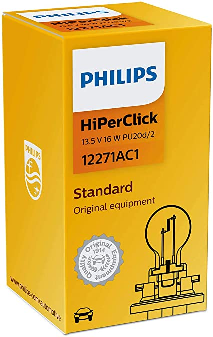 PHILIPS 12276C1 | Lámpara, luz intermitente | CasParts