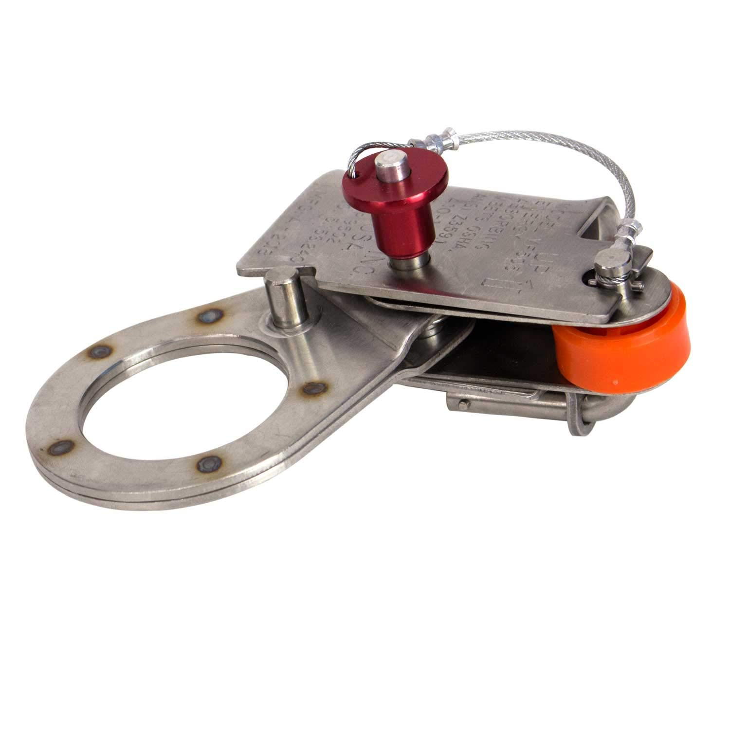 RK Fall Protection VF505 5/8-Inch Automatic Energy Absorbing Rope Grab by RK Industries Group, Inc (Image #3)