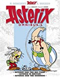 img - for Asterix Omnibus 3: Includes Asterix and the Big Fight #7, Asterix in Britain #8, and Asterix and the Normans #9 book / textbook / text book
