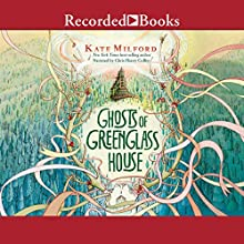 Ghosts of Greenglass House Audiobook by Kate Milford Narrated by Chris Henry Coffey