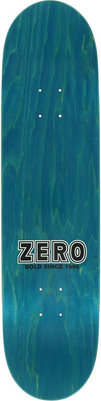 Zero Bold Deck 8.5 Black//White