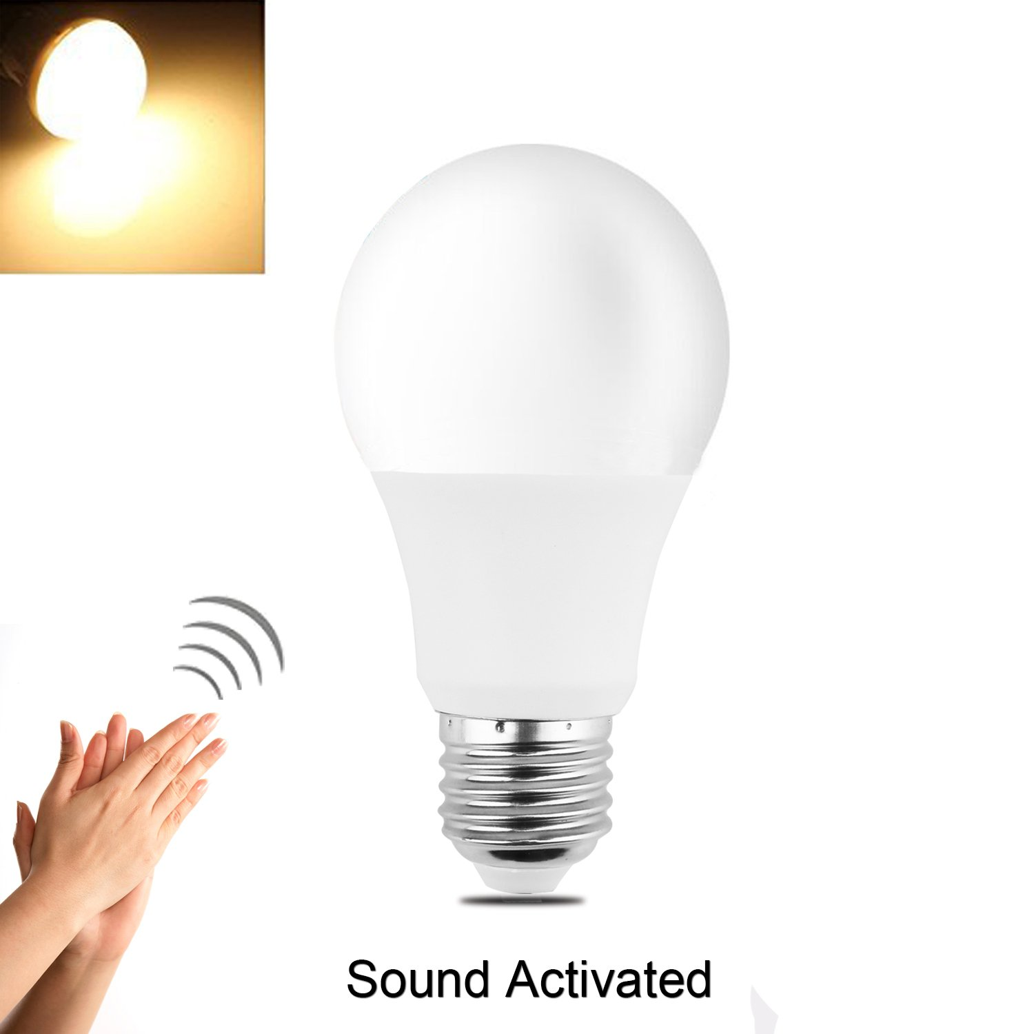 Amazon The Clapper Sound Activated f Switch 1 Each