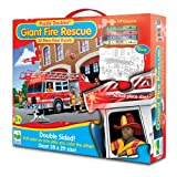 : The Learning Journey Puzzle Doubles Giant Fire Rescue