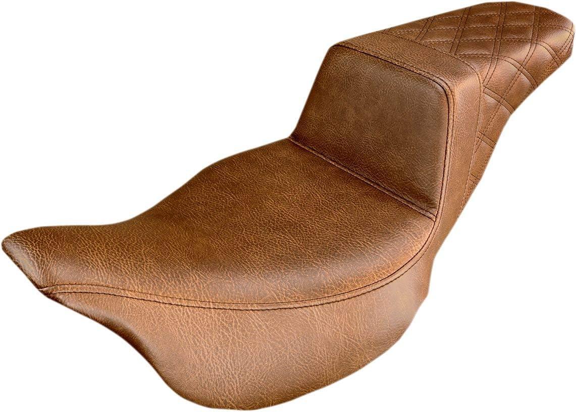 Saddlemen 807-11-172BR Step Up LS Seat Brown