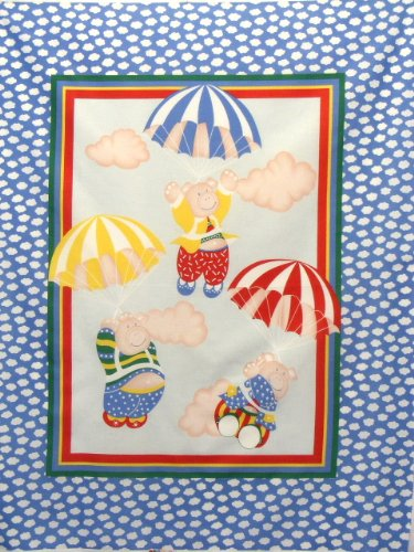 Cheater Panel (Baby Panel Fabric Cheater Material,BP26,