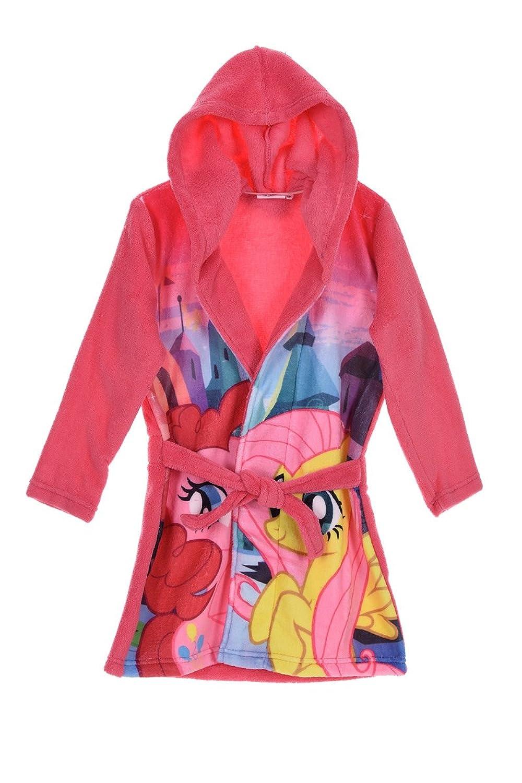 Robe de chambre Licornes avec capuche fille