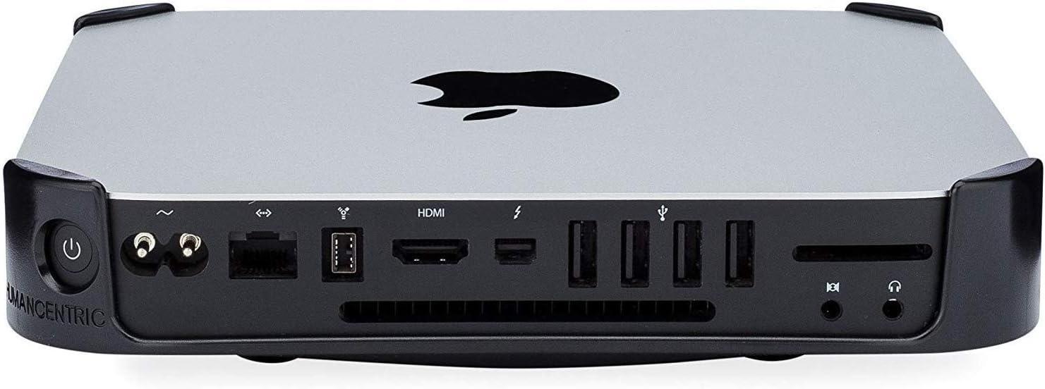 HumanCentric Mac Mini Mount | Custom Mount for The Mac Mini, VESA Compatible, Wall Mount, Under Desk | Patented