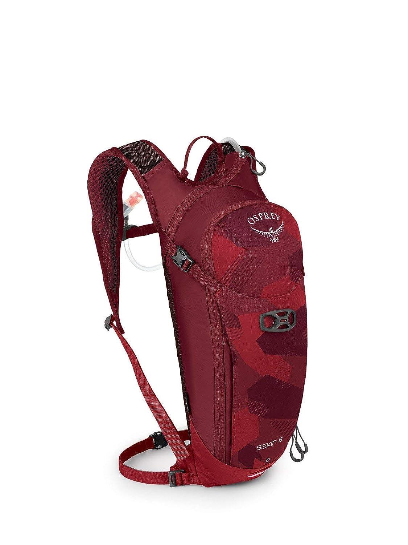 (オスプレー) OSPREY シスキン8 バイクバックパック (並行輸入品) One Size MOLTEN RED B07P1XRXSX