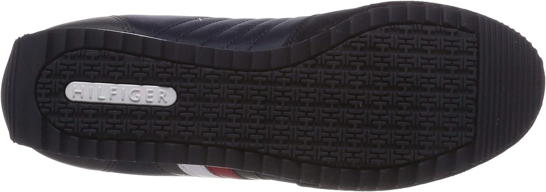 Tommy Hilfiger Essential Nylon Runner Mens Sneakers Navy