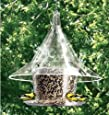 Arundale Mandarin Sky Café Bird Feeder, Squirrel-proof, Large