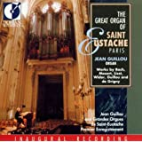 The Great Organ Of Saint Eustache, Paris