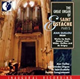 The Great Organ of St. Eustache, Paris