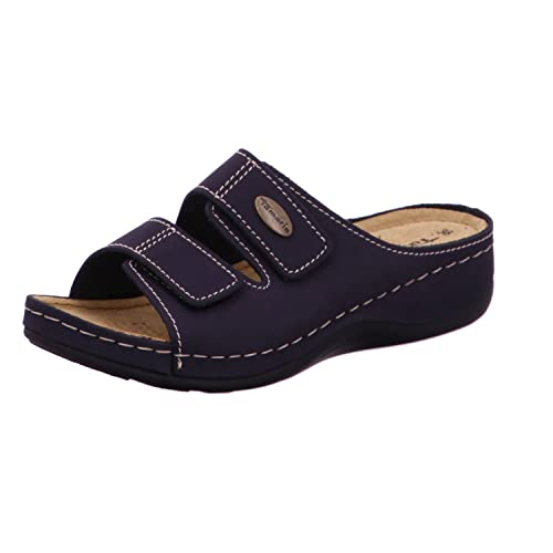 Mules tamaris bleu 27510 805 chaussures femme tamaris