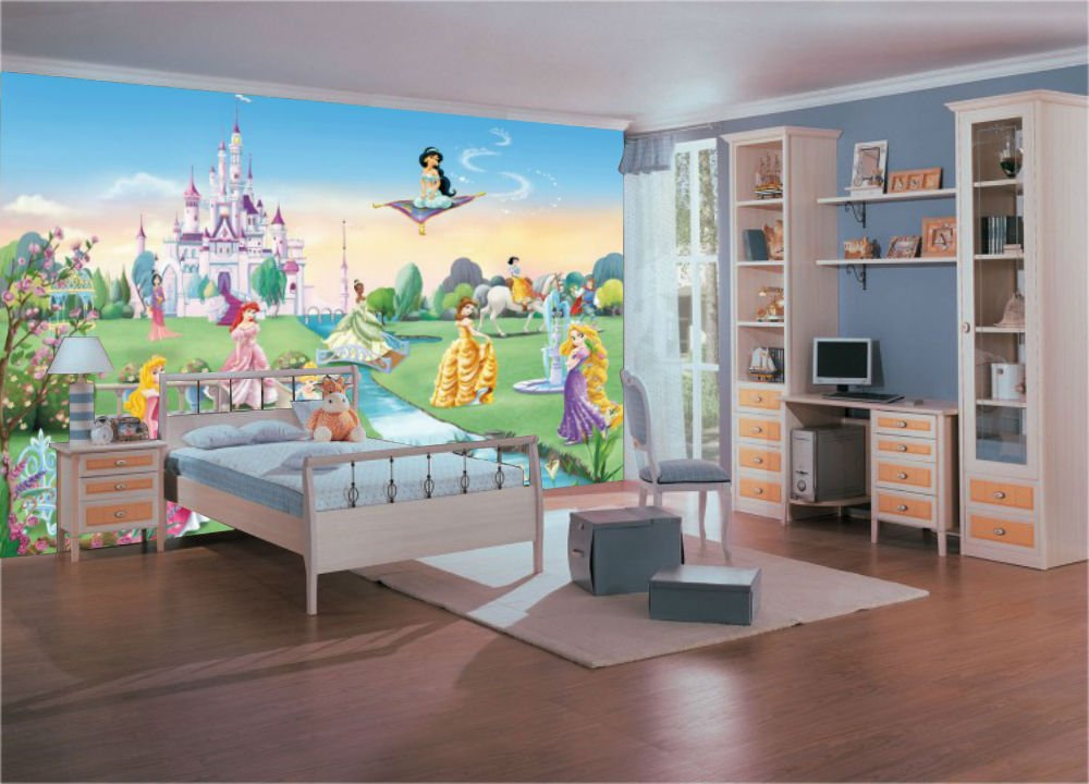 Disney Princess U0027Castleu0027 Photo Wall Mural 368 X 254 Cm: Amazon.co.uk:  Kitchen U0026 Home Part 70