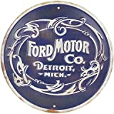 Ford Motor Company Nostalgia Sign