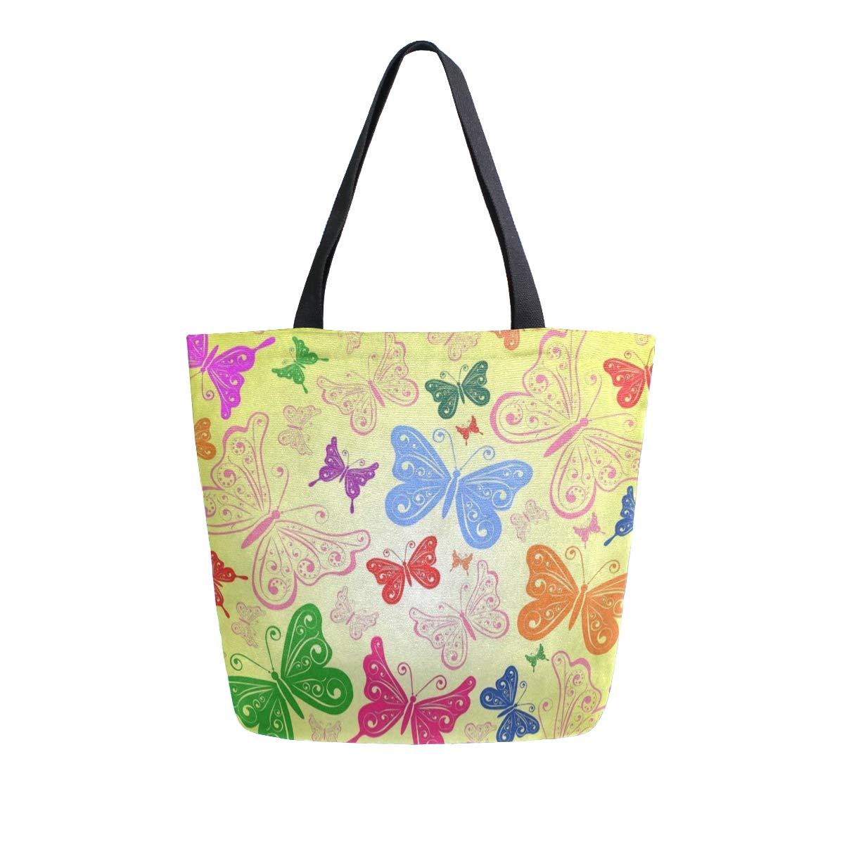 Canvas Tote Bag Colored...