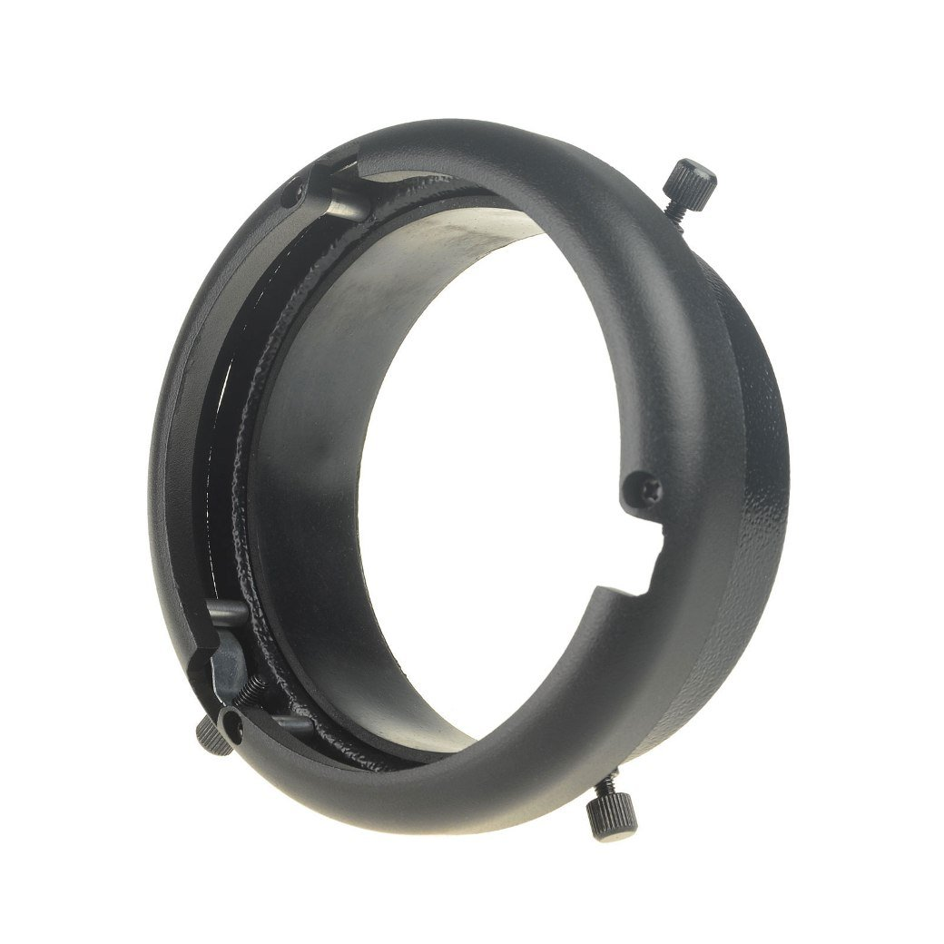 DSLRKIT 95mm Mount To Bowens Mounts Ring Studio adapter Flash Strobe 160W 250W 300W Bowens 95mm