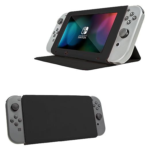 17 opinioni per Cover & Stand Orzly per lo Schermo del Nintendo Switch, Custodia Tablet