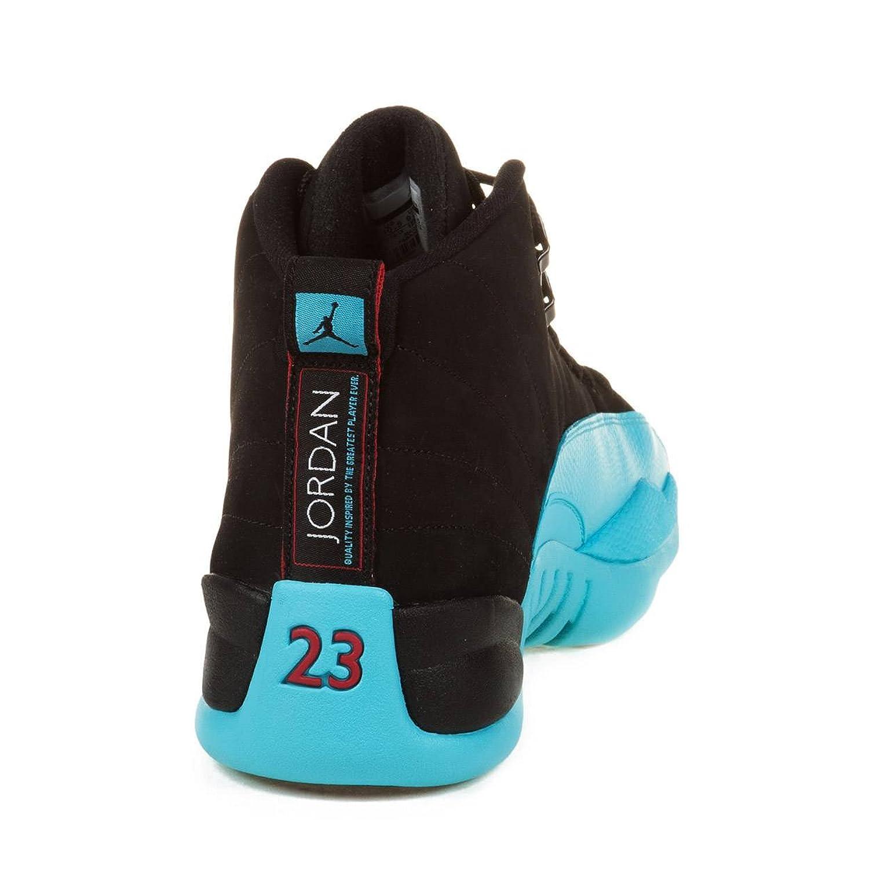 half off e0065 24a24 ... off amazon nike mens air jordan 12 retro gamma blue black gym red gamma  new zealand nike air jordan cp3. vii gamma blue mens basketball shoes  616805 402 ...