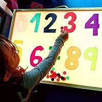 R-Crea - Mesas de luz Montessori con Certificado de Calidad emitido por la Universidad de Murcia.