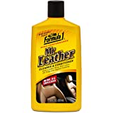 Northern Labs Formula 1 Mr. Leather Cleaner and Conditioner — Mink-Oil-Enriched — 8 fl. oz.