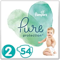 Prima Pure Bebek Bezi 2 Beden 54'lü + Aqua Wipes