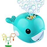 Juboury Bubble Machine, Automatic Bubble Blower for Kids, Bubble Maker 2000+ Per Minute Bubble Machine for Parties, Weddings, Indoor and Outdoor Activities