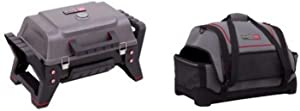 Char-Broil TRU-Infrared Portable Grill2Go Gas Grill + Case