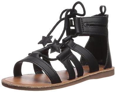 6953fbba730d7 OshKosh B'Gosh Kids Hera Girl's Gladiator Sandal