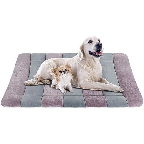 Amazon.com: JoicyCo - Colchón para cama de perro, lavable ...