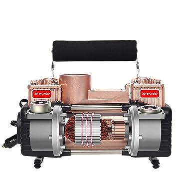 Camión De La Bomba del Compresor De Aire con Inflador De Neumáticos con Pantalla Digital (