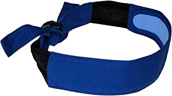 OccuNomix 3PCK-Miracool Headband - Cooling Lasts for Hours - Re-Usable - DENIM