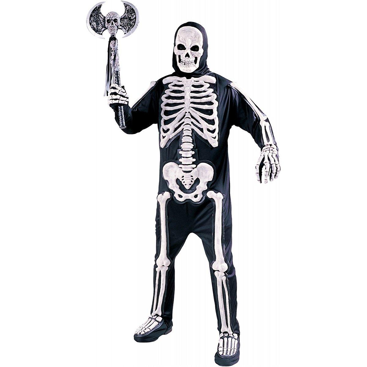 Totally Skelebones Skeleton Costume Fancy Dress