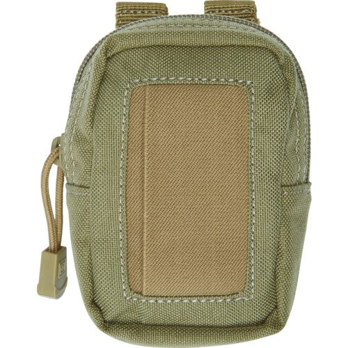 5.11 Tactical EMT Rescue Disposable Glove Pouch, Belt and MOLLE Compatible, Style 50058, Black, One Size