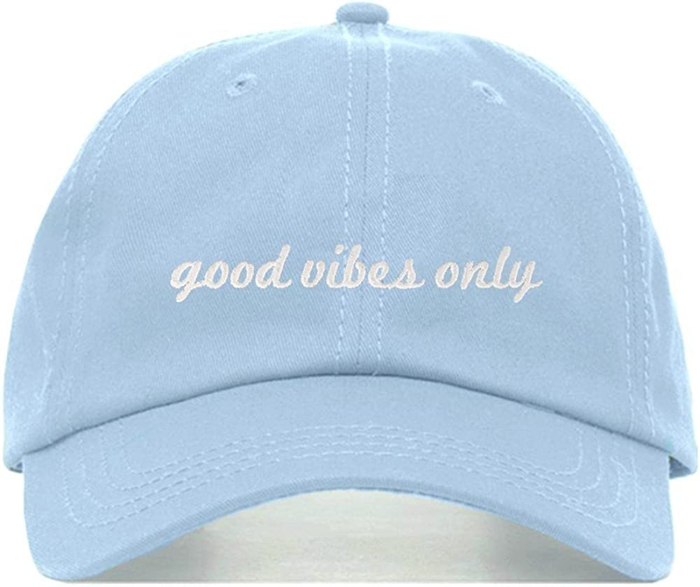 Good Vibes Only Baseball...