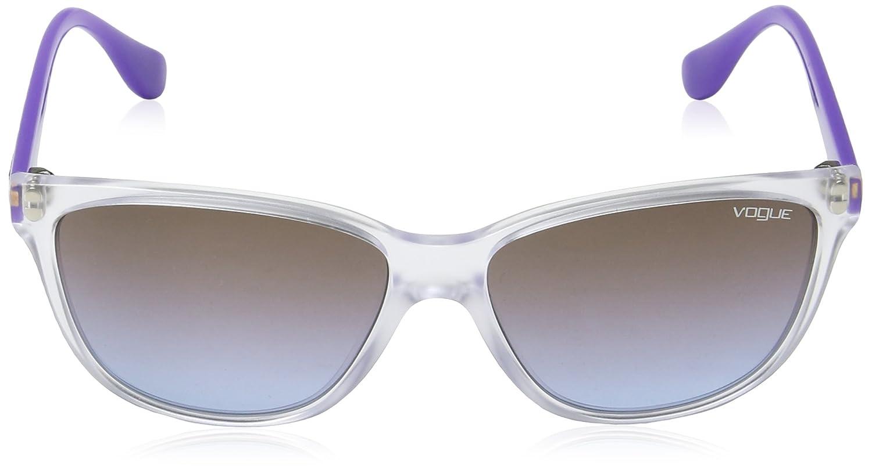 Vogue VO2729S, Occhiali da Sole Donna, Grigio (Grey W7458F), Taglia unica (Taglia Produttore: One size)