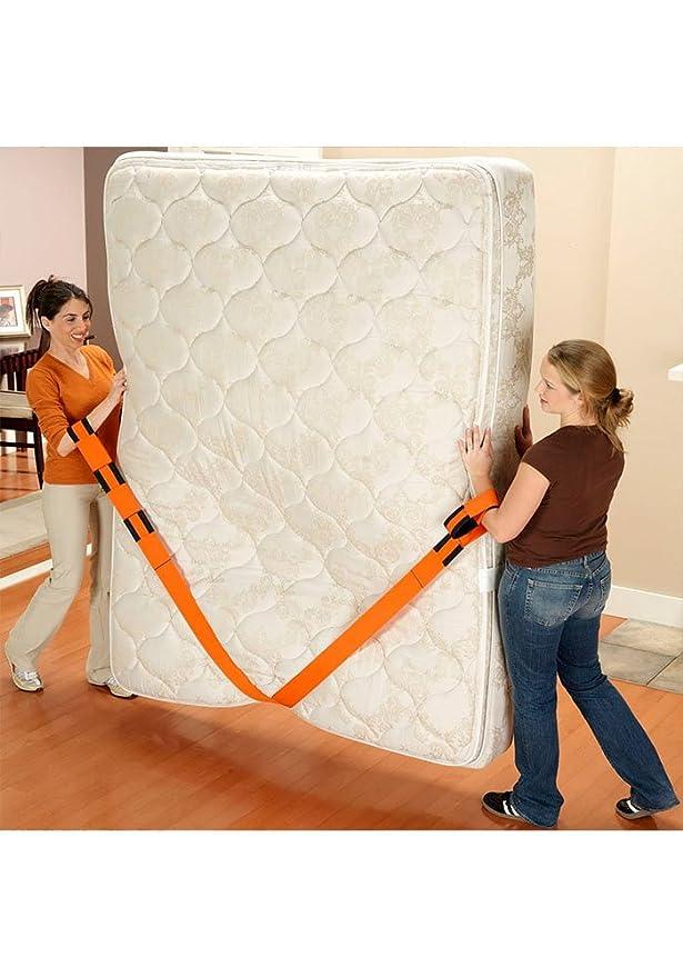 Correas de elevación y movimiento para llevar fácilmente muebles electrodomésticos colchones o cualquier objeto pesado: Amazon.es: Bricolaje y herramientas
