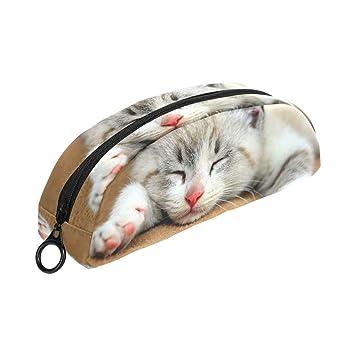 COOSUN - Estuche para lápices de gatos, diseño de ...