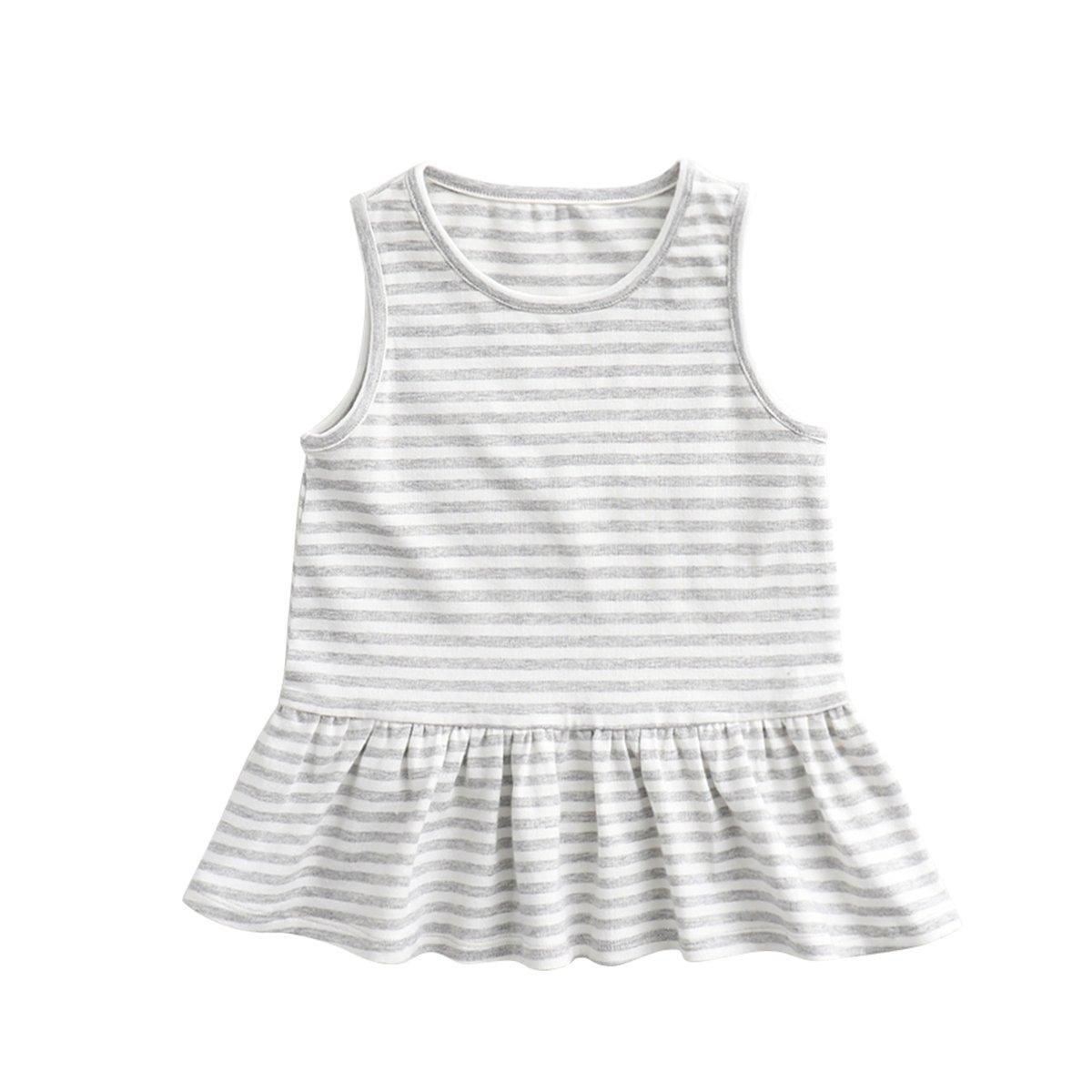 贅沢屋の marc janie 18 DRESS ベビーガールズ 18 Months (73 グレー cm) グレー marc ストライプ B07FPS54PP, Stimulite Honeycomb:b810cac6 --- arianechie.dominiotemporario.com