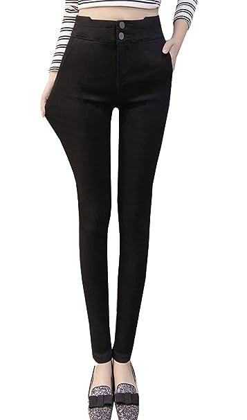 selezione migliore prezzo speciale per ordine DaBag Pantalone Calzedonia Leggings Jeggings Donna Vita Alta ...