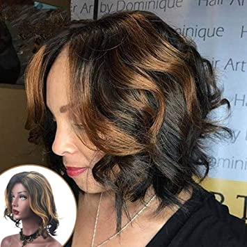 Amazon.com  Wigs For Black Women 2019 Wig with Baby Hair