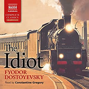 The Idiot Hörbuch