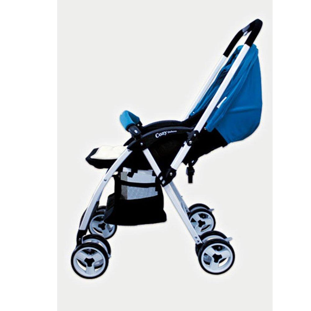 Cozy 軽量 ベビーカー 赤ちゃんのベビーカー 4 kg Baby Stroller (海外直送品) (Blue)  Blue B016DCEJ5U