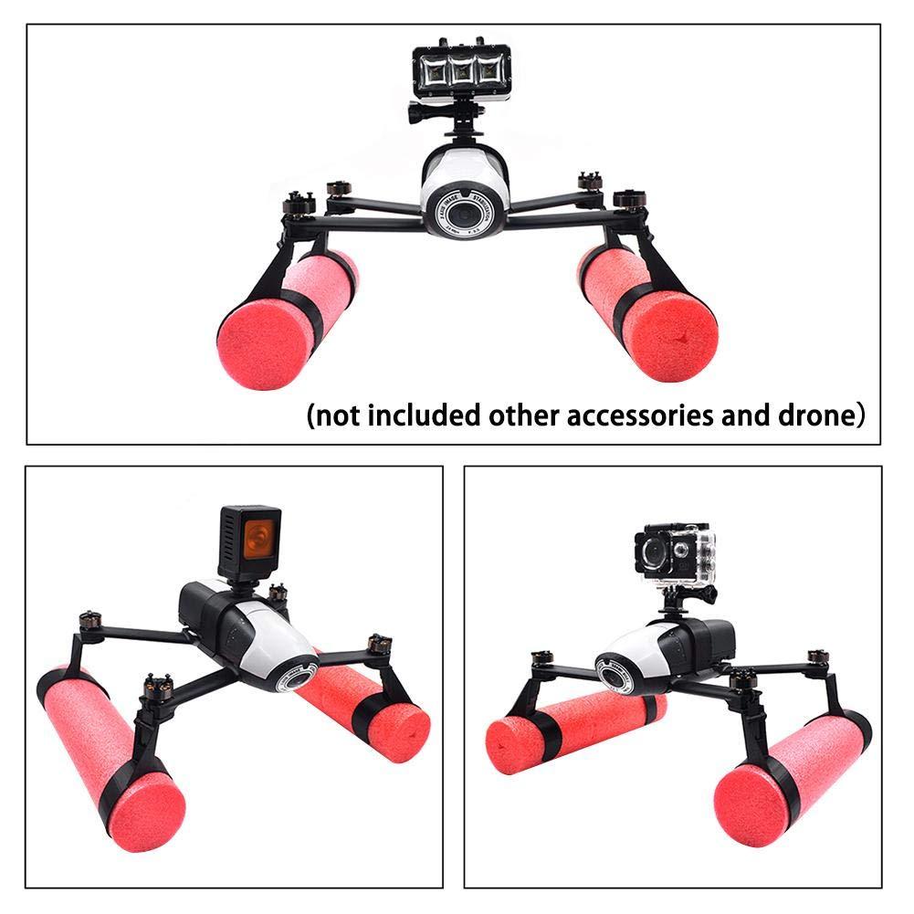 Quadcopter Drohne Fahrwerk, für Parrot BEBOP 2 Fahrwerk Schwimmdock ...