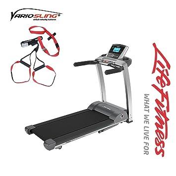 Life Fitness Cinta de Correr F3 Go Incluye Vario Slingtrainer ...