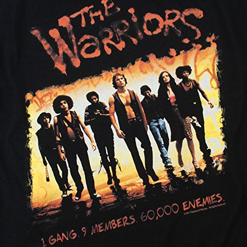 Warriors Movie Come Out And Play: The Warriors Come Out To Play Gang Movie T Shirt